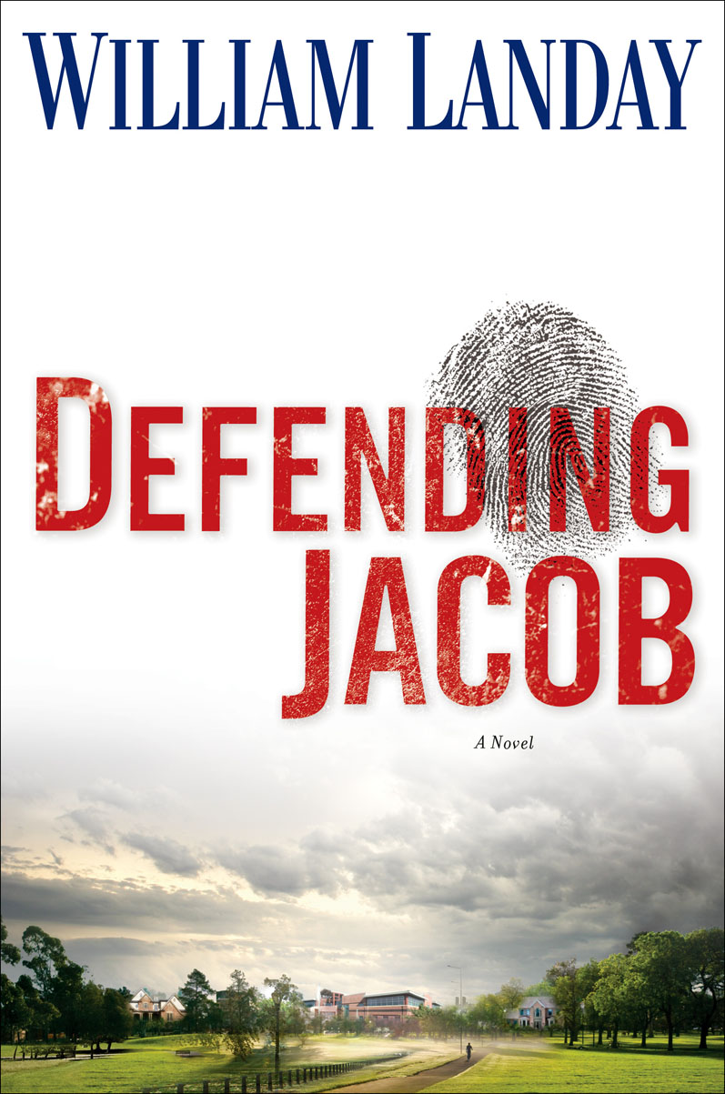 Defending Jacob book cover